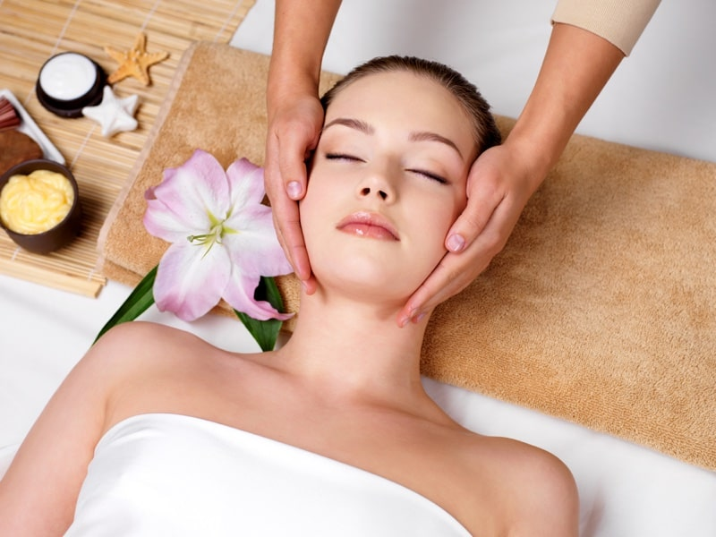 Wellness Luxury Spa Treatments